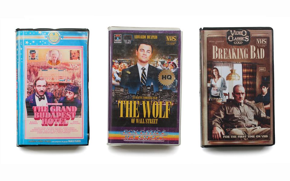¡Ay! Si las pelis se volviesen a editar en VHS…