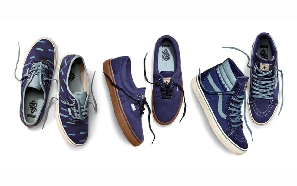 Vans x TWOTHIRDS, zapatillas eco-conscientes