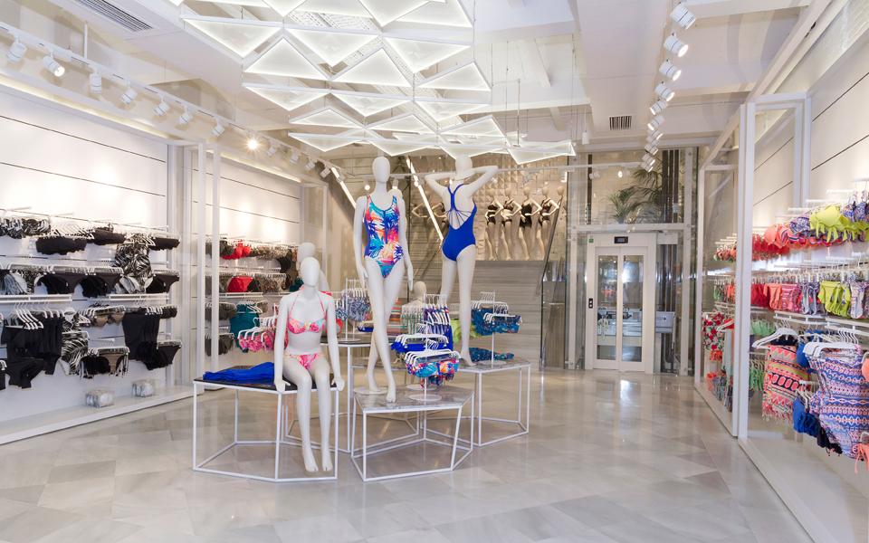 Flagship store Oysho Barcelona  (3)