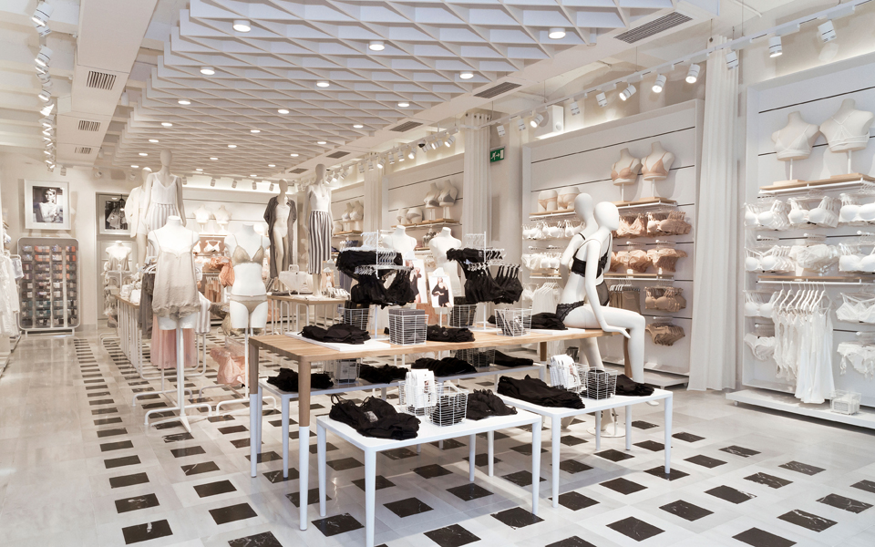 Flagship store Oysho Barcelona  (5)