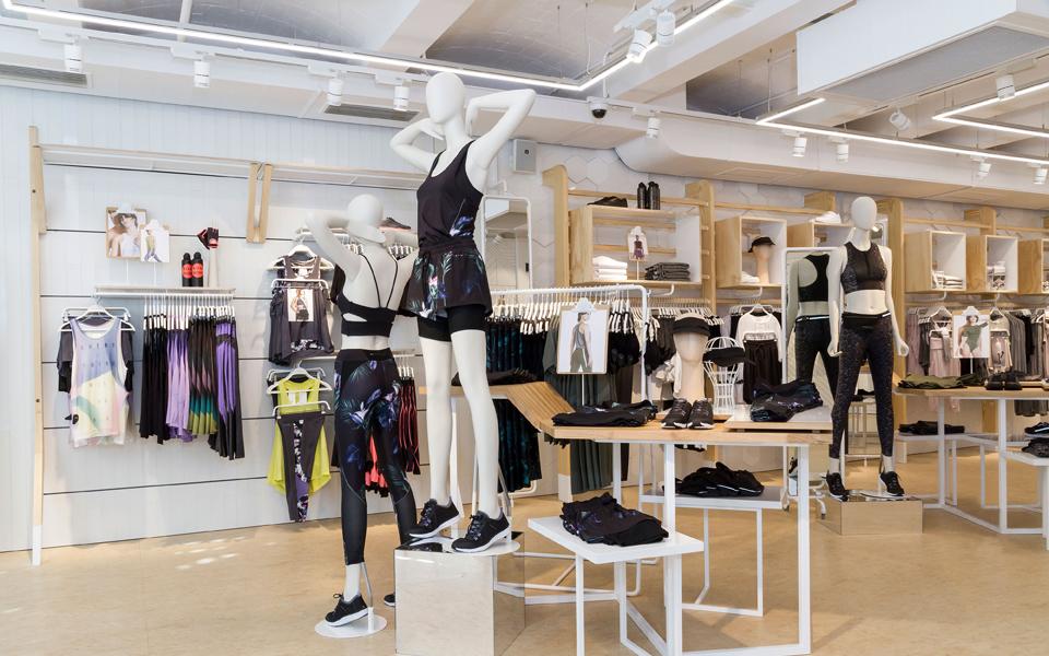 Flagship store Oysho Barcelona  (7)