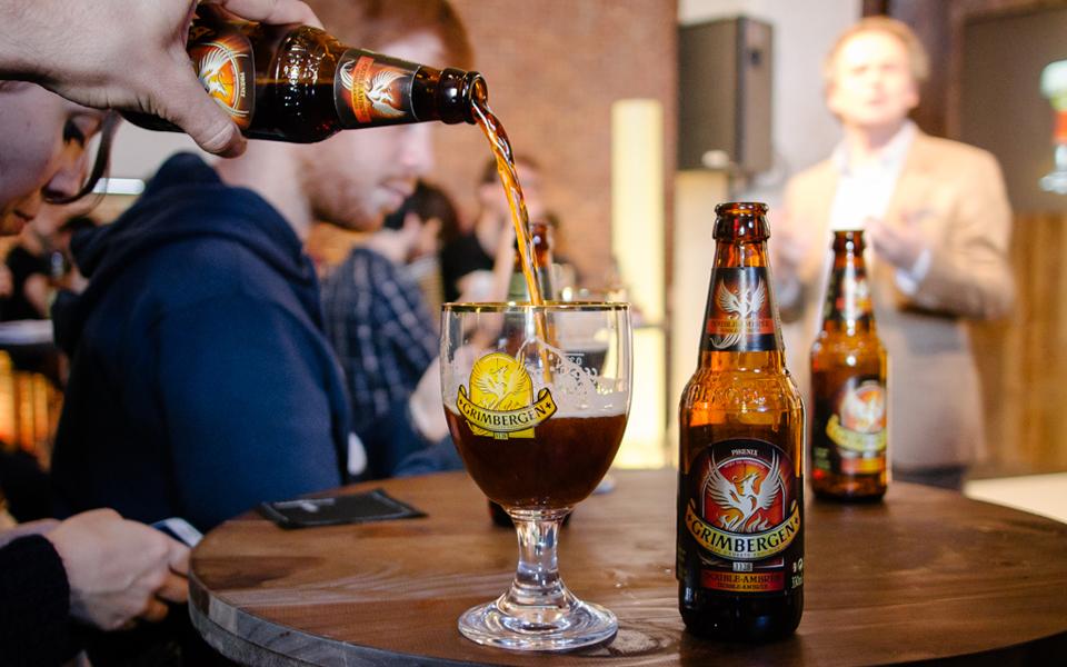 Grimbergen, una cerveza con historia