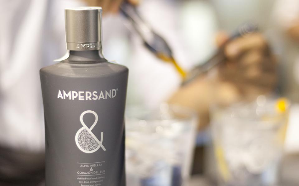 Ampersand, refréscate con una buena London Dry Gin