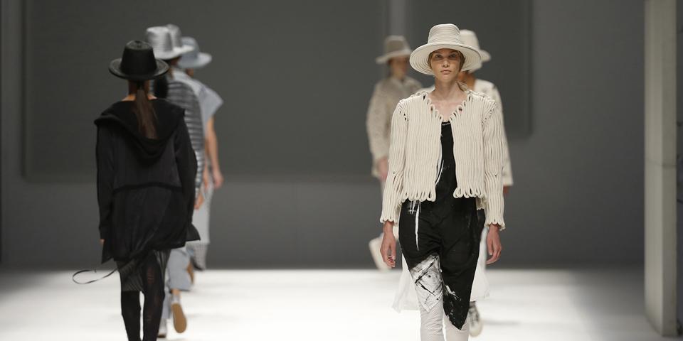 Miriam Ponsa SS16 | o8o Barcelona Fashion