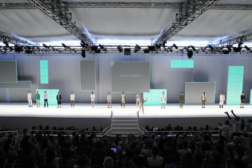 Georgina Vendrell SS16 | o8o Barcelona Fashion