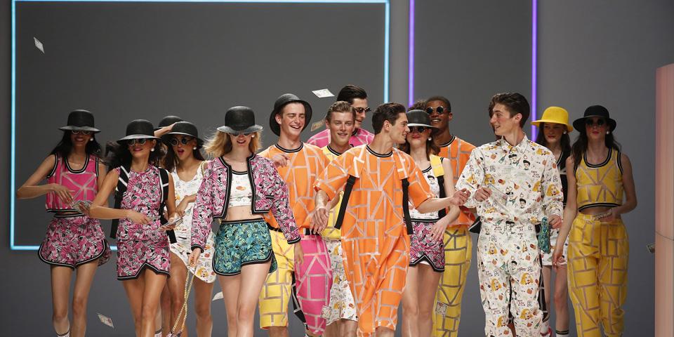 Krizia Robustella SS16 | o8o Barcelona Fashion