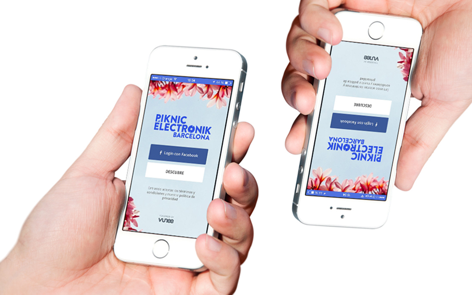 ¡Piknic Electronik Barcelona ya tiene app!