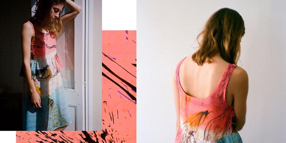 Descubre 'Summer Embers' el fashion film de Nookie Wood