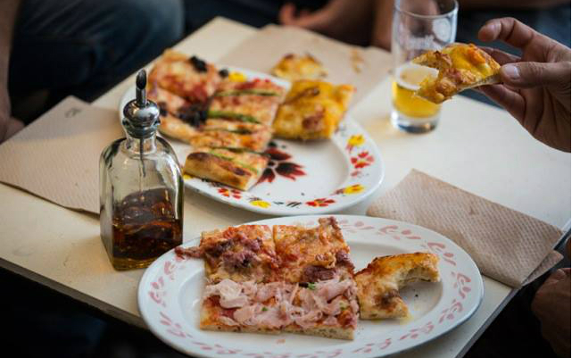 La Tremenda, pizza made in Barcelona