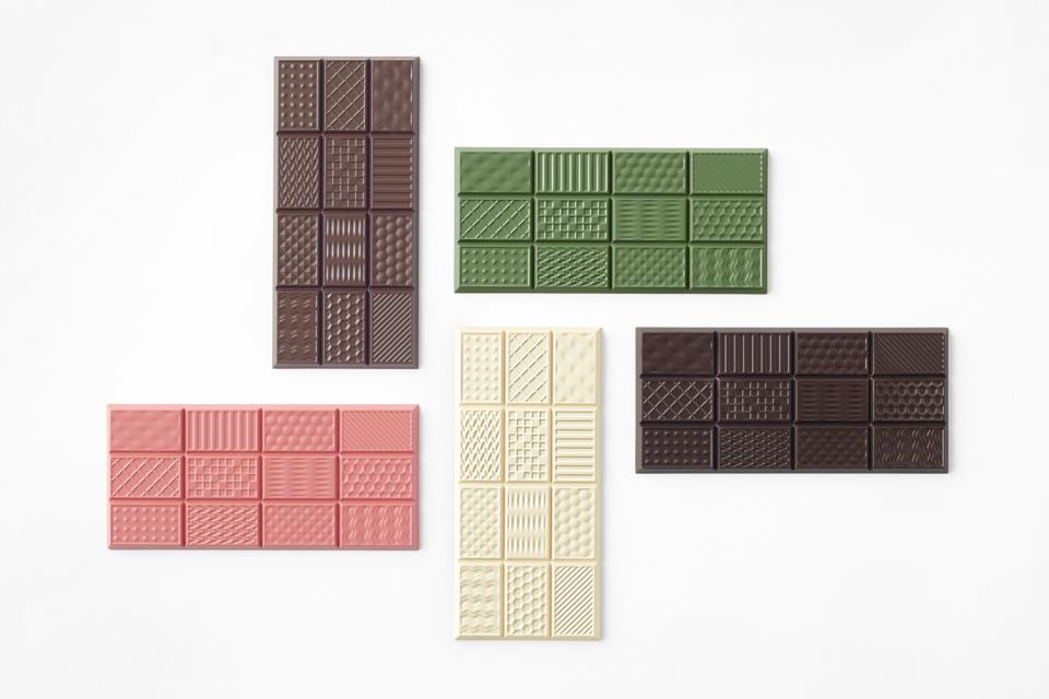 Chocolate bueno, pero también bonito y mágico