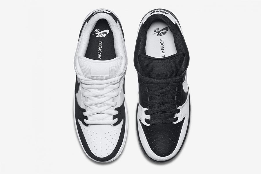 Unas ying-yang Nike SB