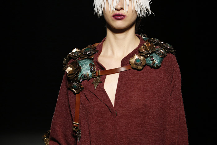 Celia Vela FW16 | o8o Barcelona Fashion