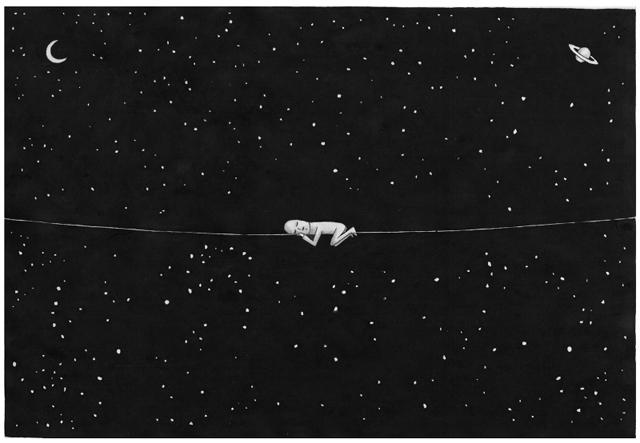 Gervasio Troche nos presenta sus 'Dibujos invisibles'