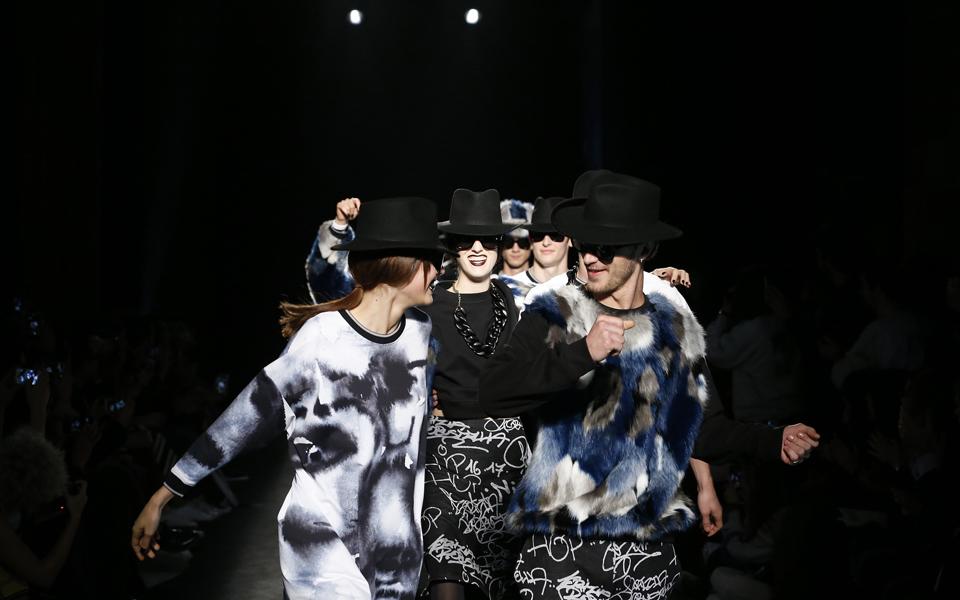 Krizia Robustella FW16   o8o Barcelona Fashion