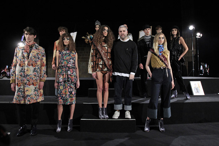 Manuel Bolaño FW16   o8o Barcelona Fashion