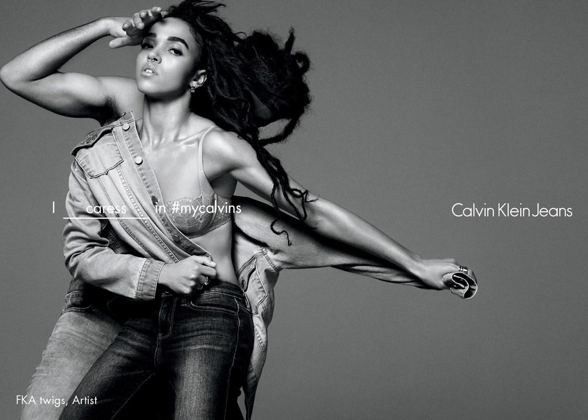 Calvin Klein feat. FKA Twigs