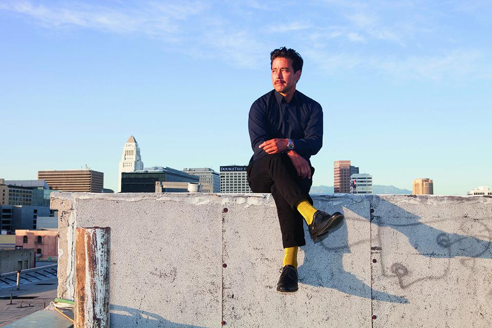 Dressed, la 'formalidad' llega a Happy Socks