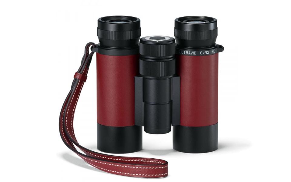 Leica se alía con Hermès en unos lujosos prismáticos