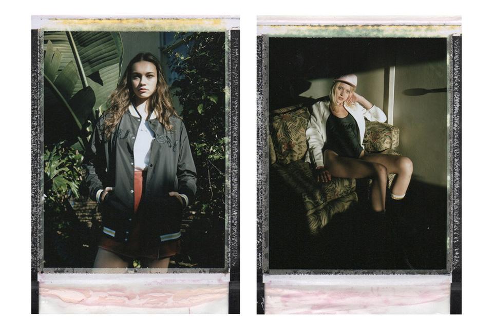 El verano en Stussy llega en Polaroid