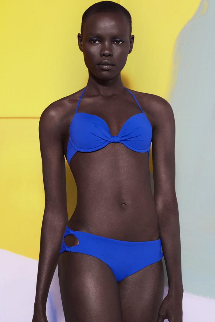Oysho swimwear colaboracion artista Miren Doiz (6)