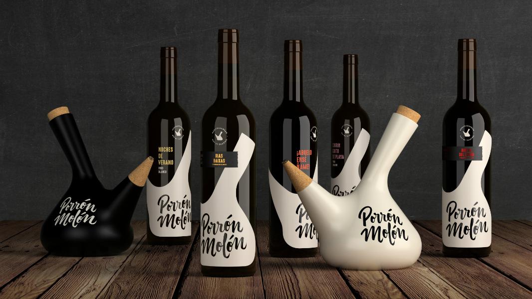 ¡Ya está aquí el Porrón Molón, tu nuevo vino favorito!