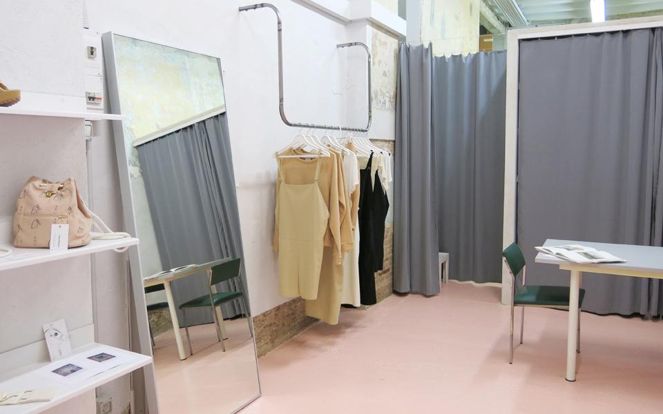 Emma Pardos estrena tienda-estudio en Gràcia