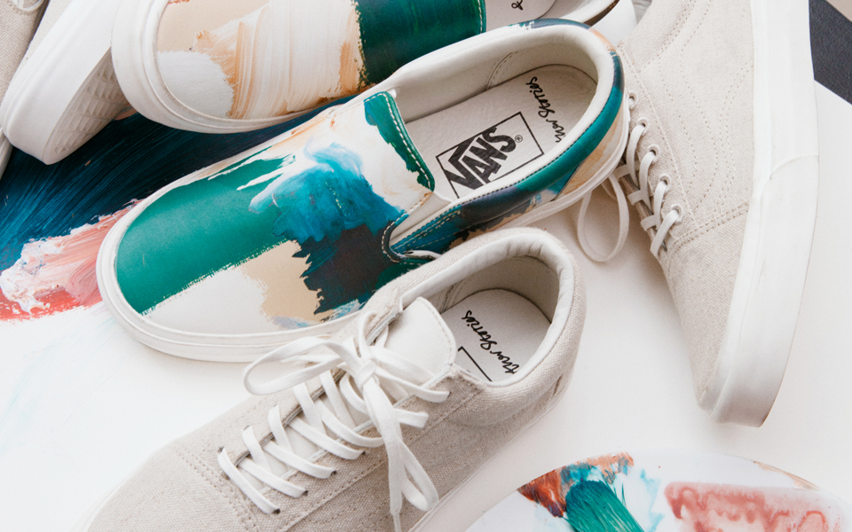 Vuelven las zapatillas de & Other Stories x Vans