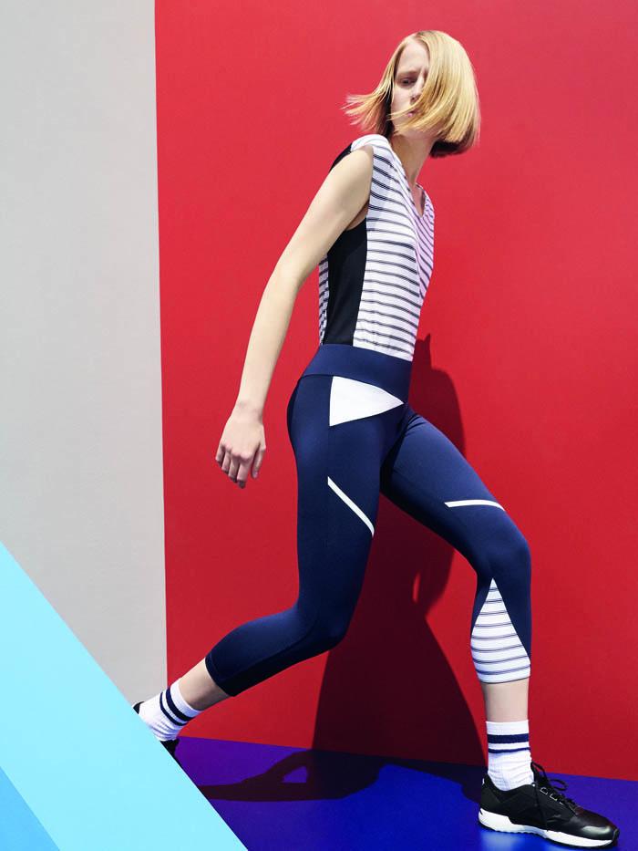 Lookbook Oysho gymwear Olympic collection SS16  (4)
