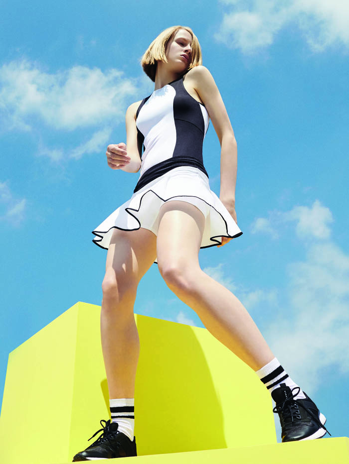 Lookbook Oysho gymwear Olympic collection SS16  (9)