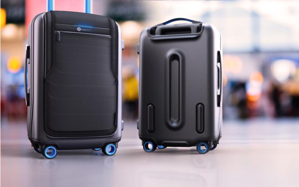 La maleta definitiva se llama Bluesmart