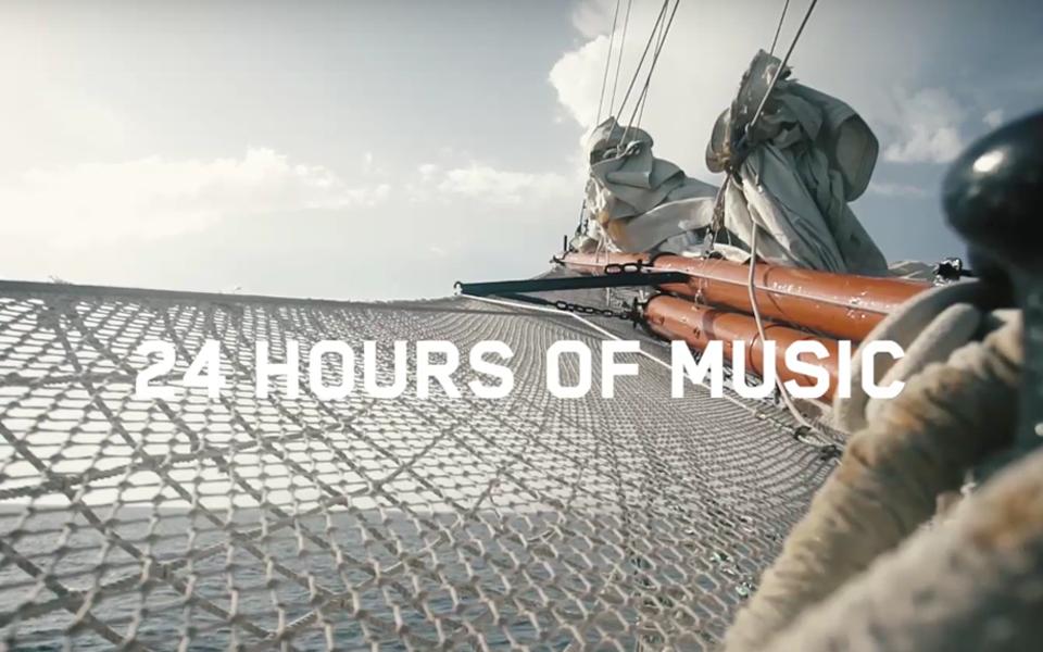 24 horas de música con Mosaic by Maceo