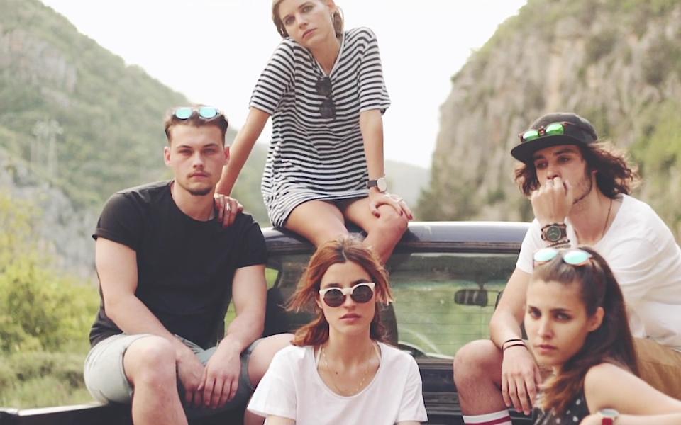 'Above all, live' el primer fashion film de Meller