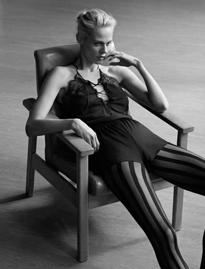 Oysho AW16 lingerie Aymeline Valade (5)