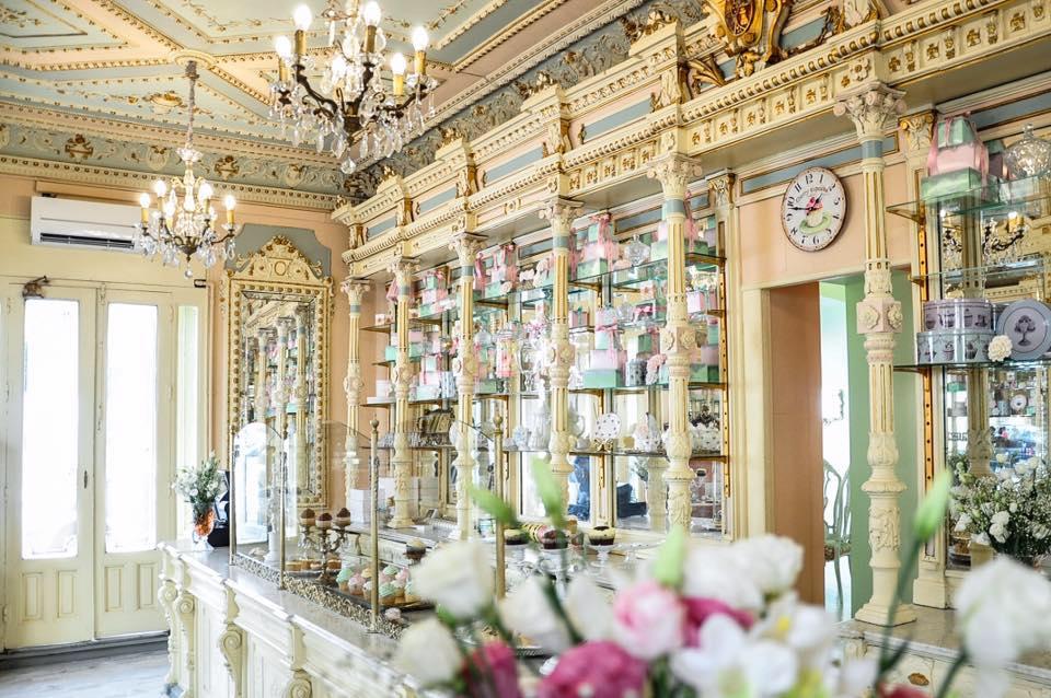 Sugar Factory, cita en el palacio del dulce