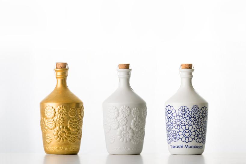 Takashi Murakami lanza una «Superflat» línea de sake