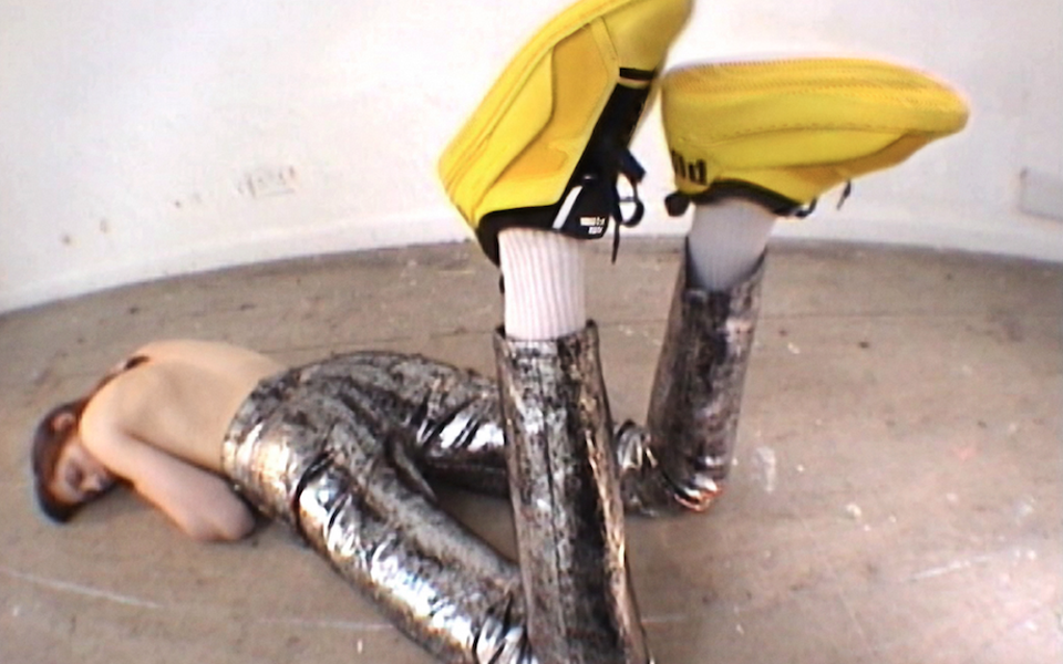 Rebeldía retro futurista en la collab de PUMA x McQ