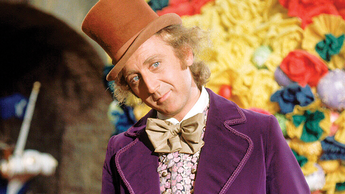 Title: WILLY WONKA AND THE CHOCOLATE FACTORY ¥ Pers: WILDER, GENE ¥ Year: 1971 ¥ Dir: STUART, MEL ¥ Ref: WIL035CR ¥ Credit: [ WOLPER/WARNER BROS / THE KOBAL COLLECTION ]