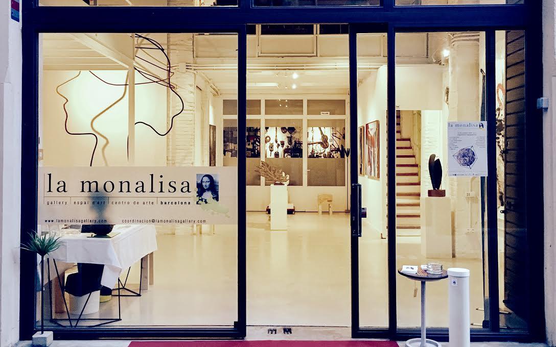 Nuevo rincón artístico en Gracia: La Monalisa Gallery