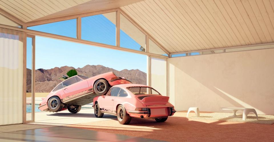 Los coches que desafían a tu mente