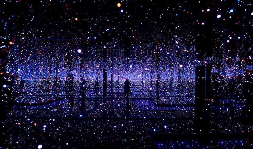 Instalaciones de luz seleccionadas por Isern Serra para iluminar este comienzo de año