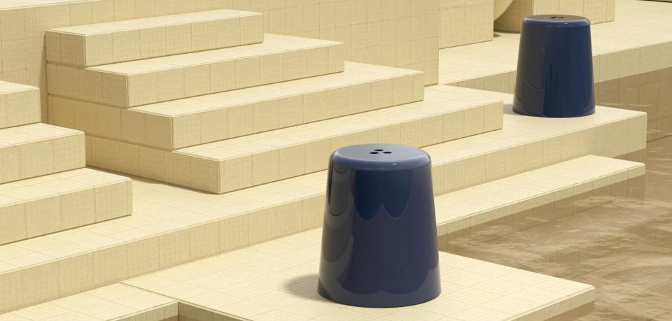 Dowel Jones presenta sus nuevos taburetes minimalistas