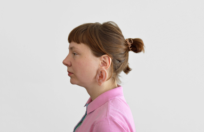 El juego de anatomía hiperrealista de Nadja Buttendorf