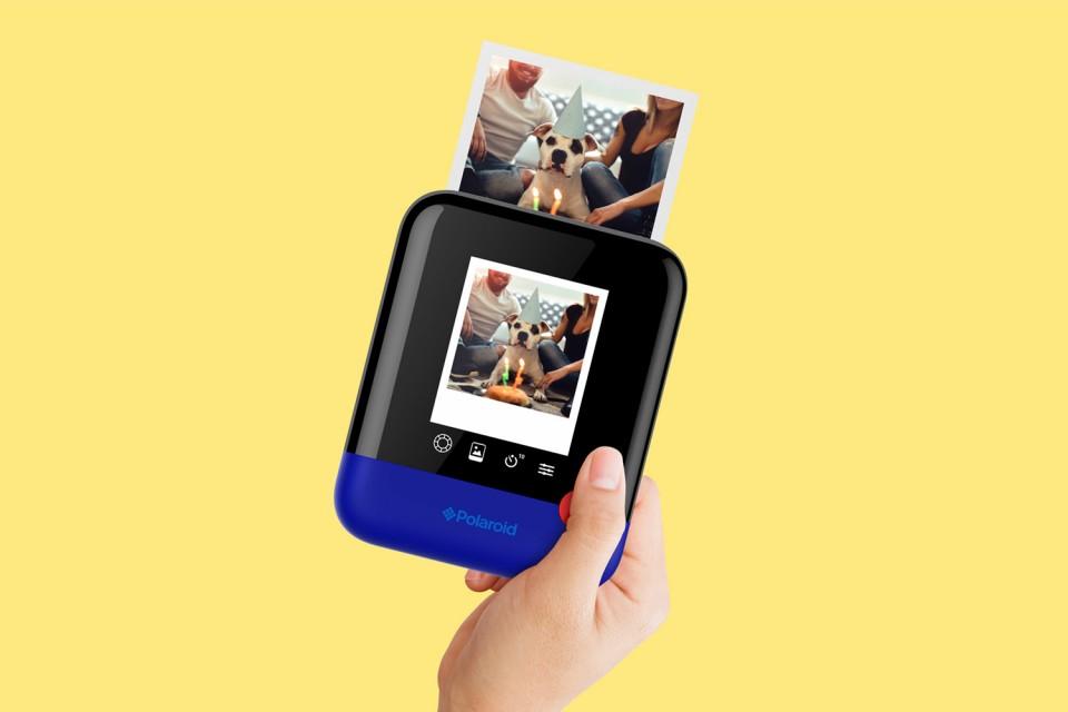 ¡La Polaroid vuelve a sus orígenes!