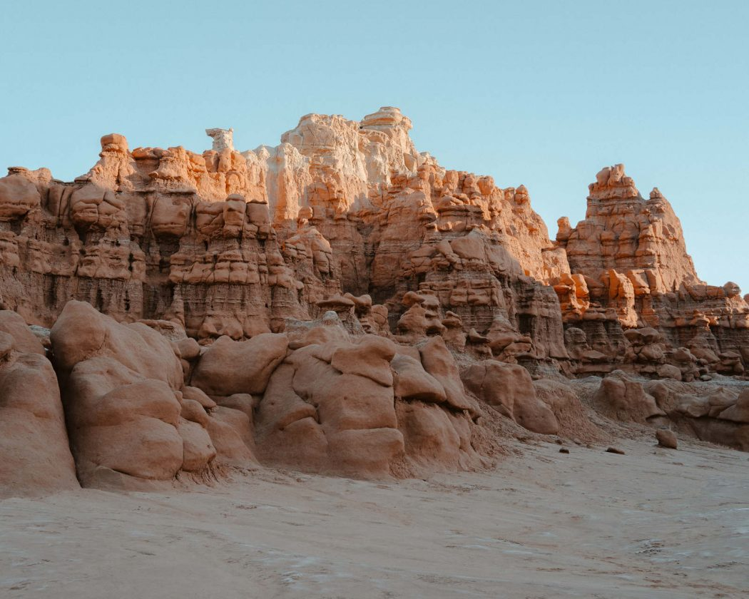 Cody Cobb retrata el paisaje del oeste americano