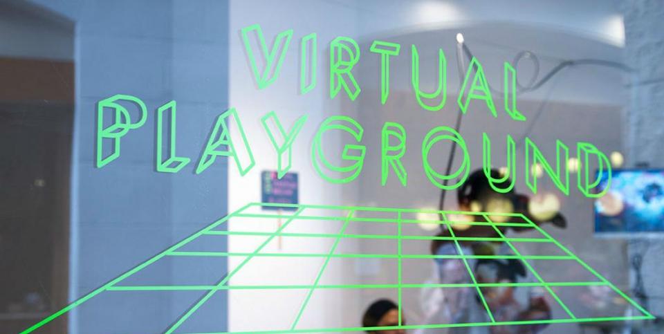 The Virtual Playground Barcelona: la dosis de realidad virtual que necesitamos