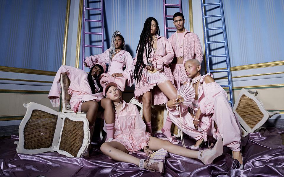 Las sneakers de tacón son posibles con Fenty PUMA by Rihanna