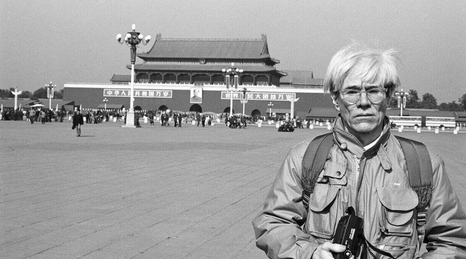 China, a través de la lente de Andy Warhol