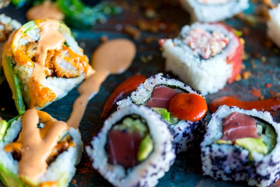Sushi Yakuza, a la japonesa y de buen rollo