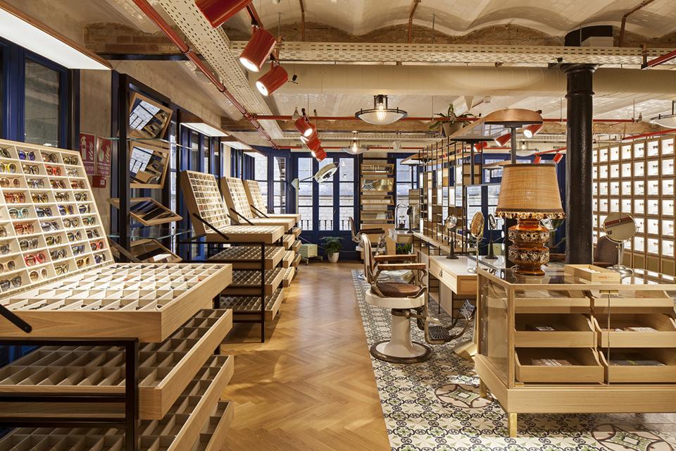 Etnia Barcelona y su imponente nueva flagship store