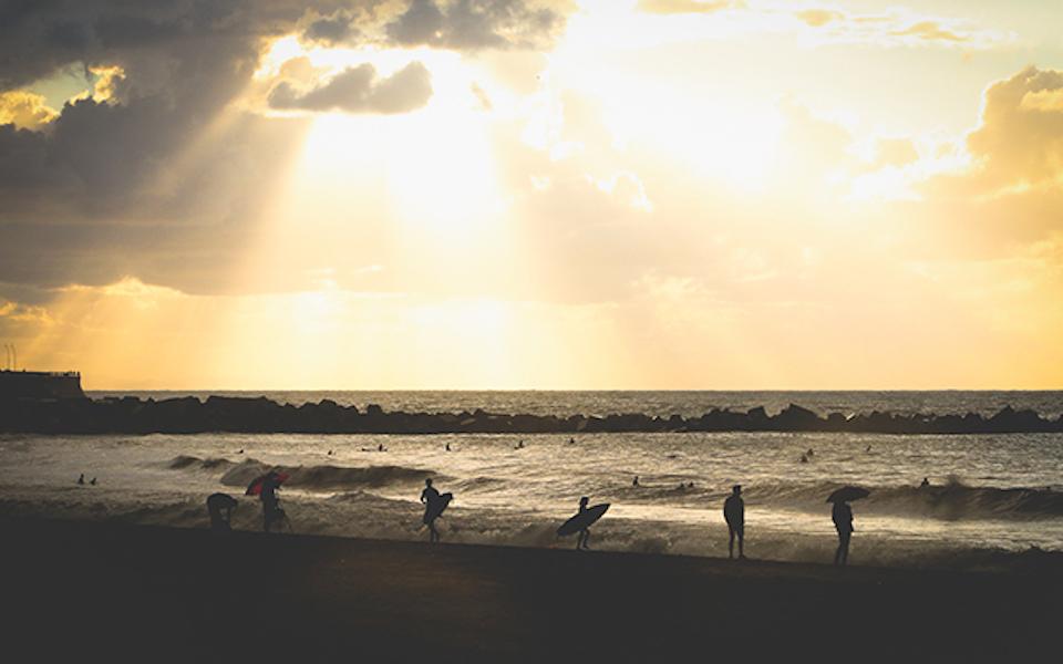 Surf trip en furgo a Donosti con Blue Salt